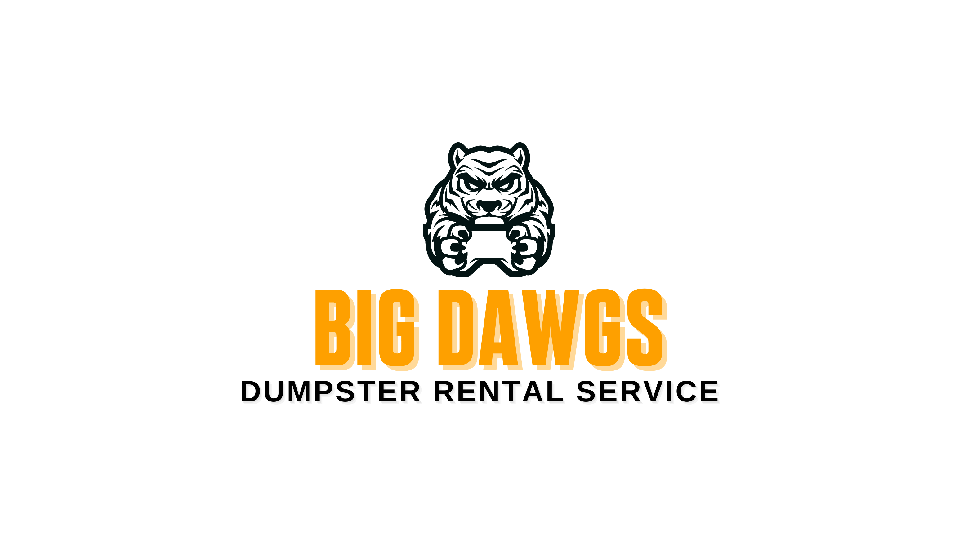Big Dawgs Dumpster Rental Hauling & Junk Removal Service Icon